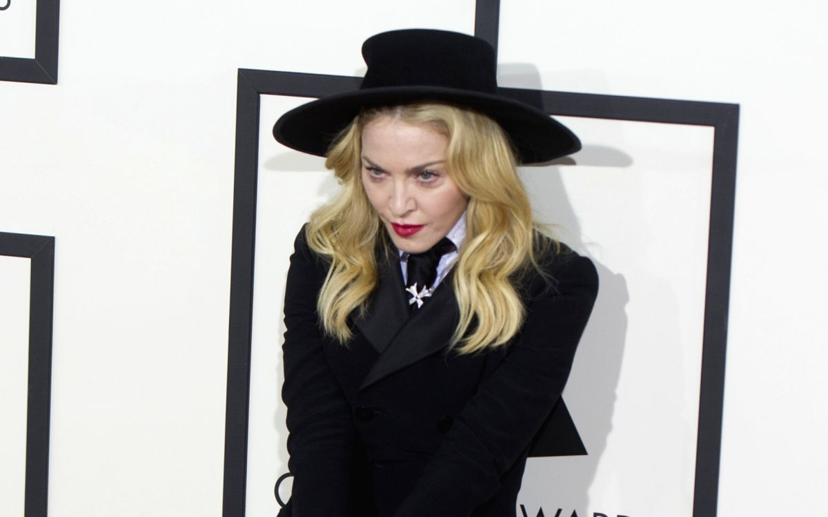 Singer Madonna. (File Photo: (Xinhua/Yang Lei/IANS)