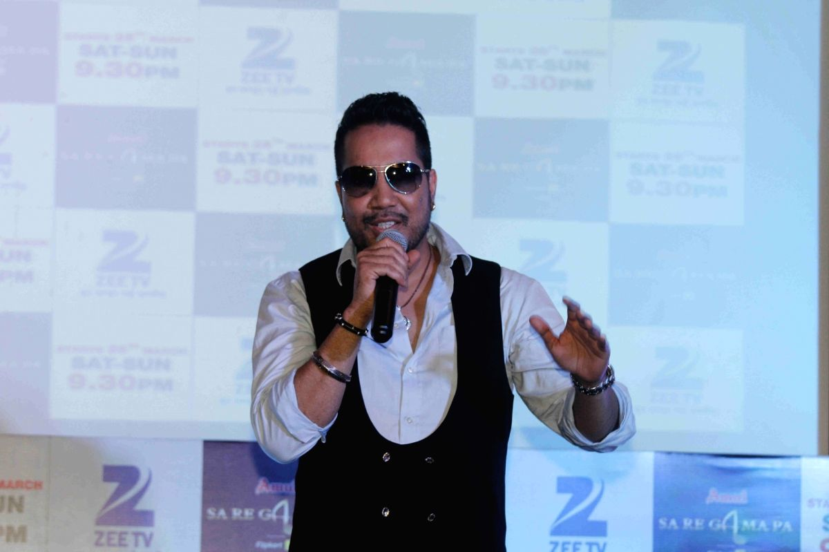 Singer Mika Singh. (Image Source: IANS)