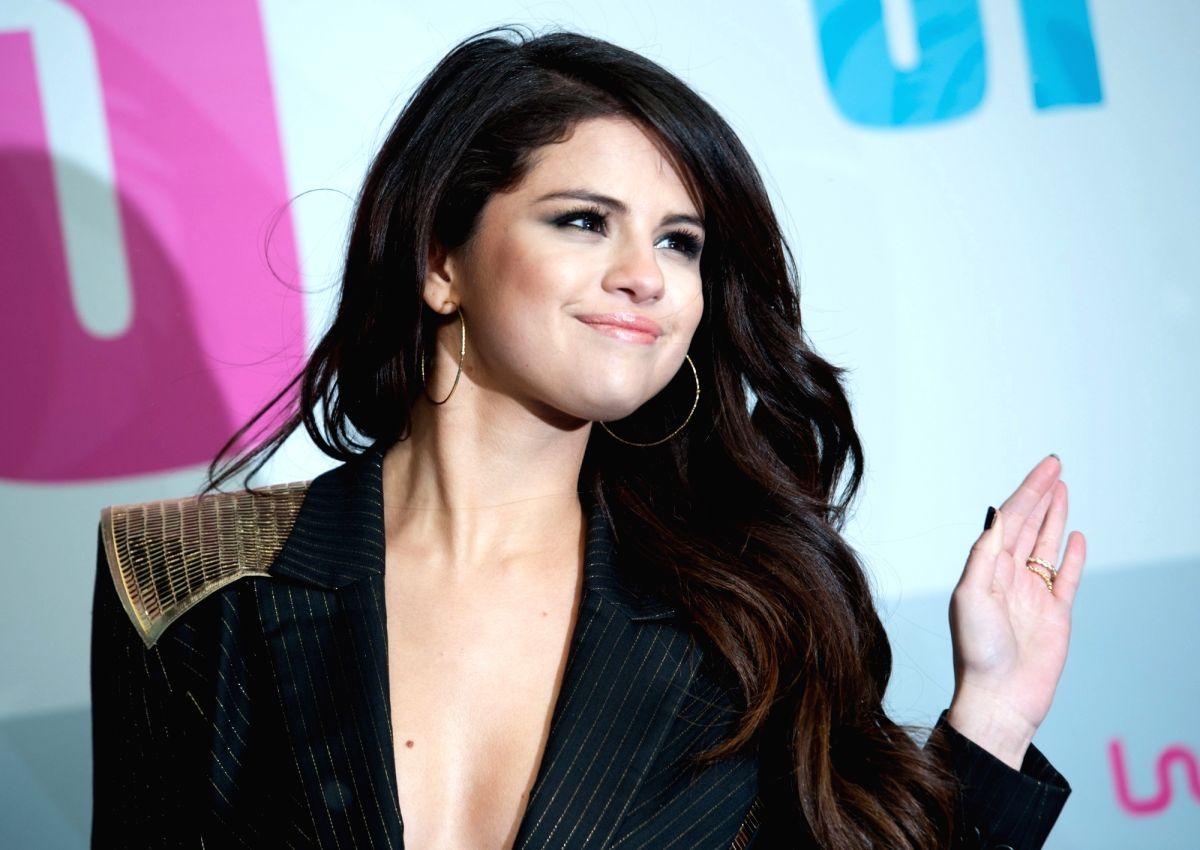Singer Selena Gomez. (Image Source: IANS)
