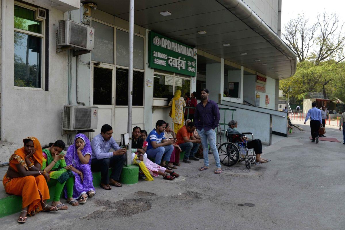 Sir Ganga Ram Hospital.
