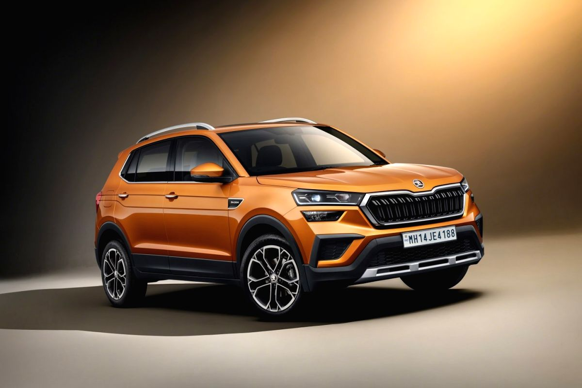 Skoda Auto to deliver Kushaq to customers in July. (Credit : Skoda.com)
