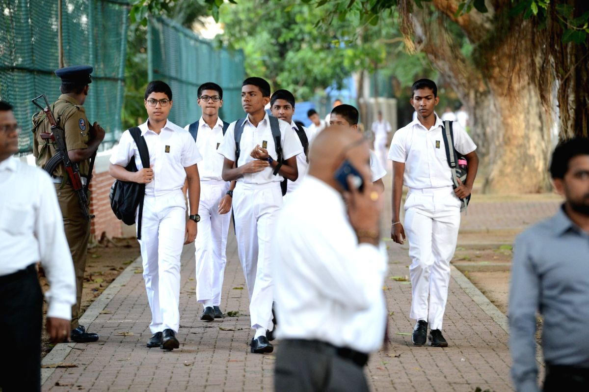 SL shuts schools again after spike in COVID-19 cases