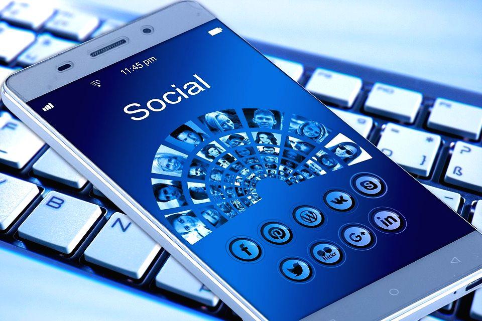 Social media. (File Photo: IANS)