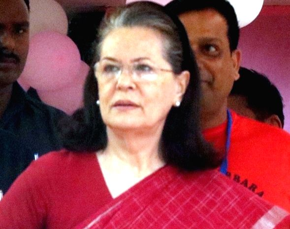 Sonia Gandhi. (File Photo: IANS)