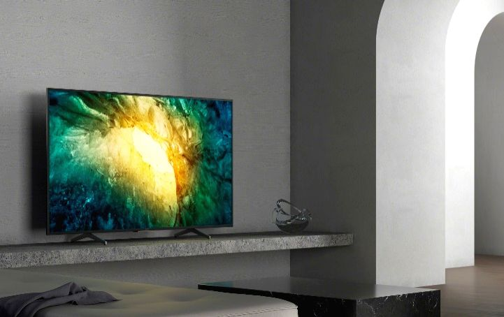 Sony launches new BRAVIA series TVs in India.