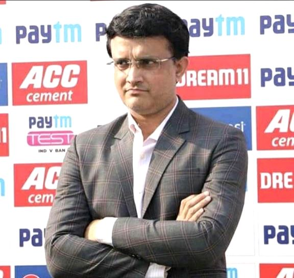 Sourav Ganguly and his daughter Sana engaged in a light -hearted banter on social media soon after India swept the series 2-0 against Bangladesh at Eden Gardens last Sunday.