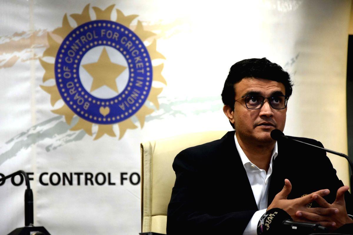 Sourav Ganguly. (File Photo: IANS)