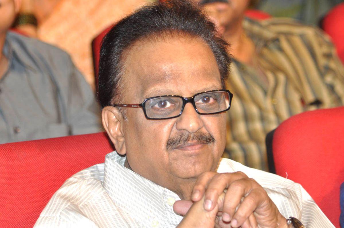 SP Balasubramanyam-Singer