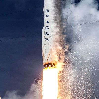 SpaceX. (Photo: Twitter/@SpaceX)
