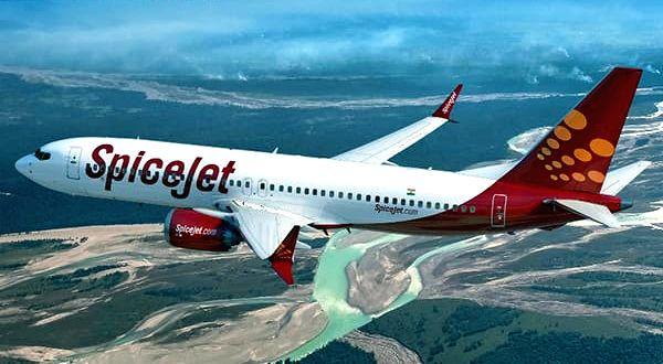 SpiceJet. (Photo: Twitter/@flyspicejet)