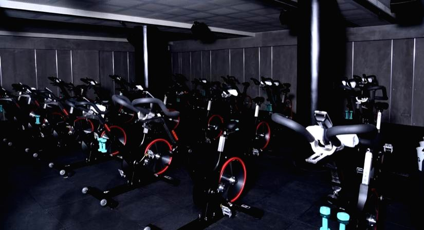 Spinning your way to good health.
