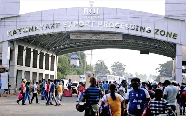 Sri Lanka govt urged to protect FTZ workers amid Covid surge