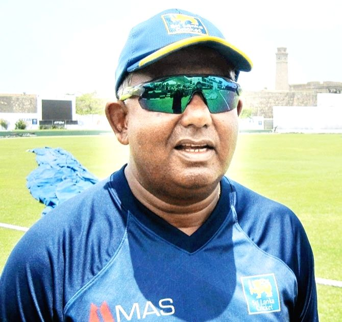 Sri Lanka WC winner Asanka Gurusinha to coach Nigeria.
