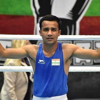 Strandja Memorial Boxing: Kumar clinches silver in 52kg.