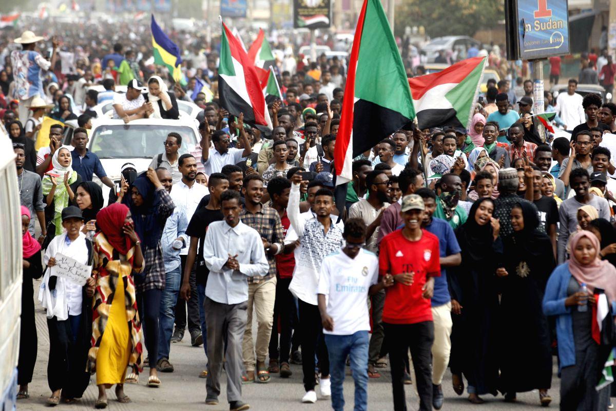 Sudan scraps apostasy law and alcohol ban for non-Muslims