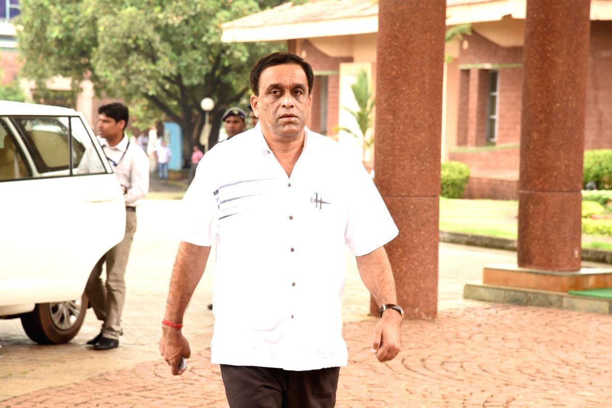 Sudin Dhavalikar. (File Photo: IANS)