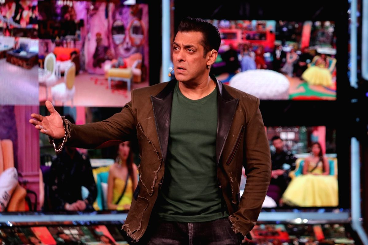 """Superstar Salman Khan is furious with """"Bigg Boss 13"""" contestant Shehnaaz Gill behaviour. In fact, he is so annoyed with her that he taunted her, asking if she had actually started thinking of herself as Katrina Kaif!"""