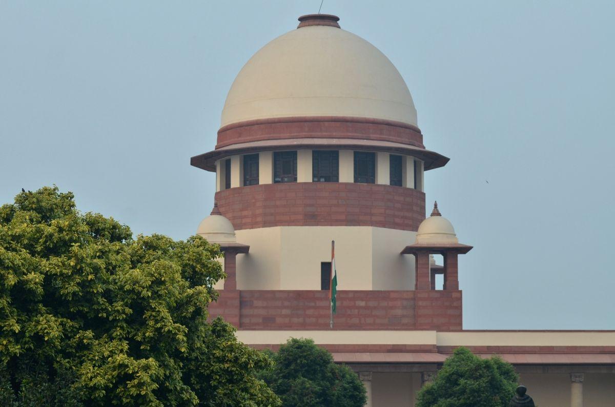 Supreme Court. (Image Source: IANS)