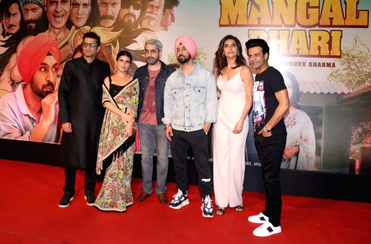 Suraj Pe Mangal Bhari maker Abhishek Sharma on why film deserved theatre release.