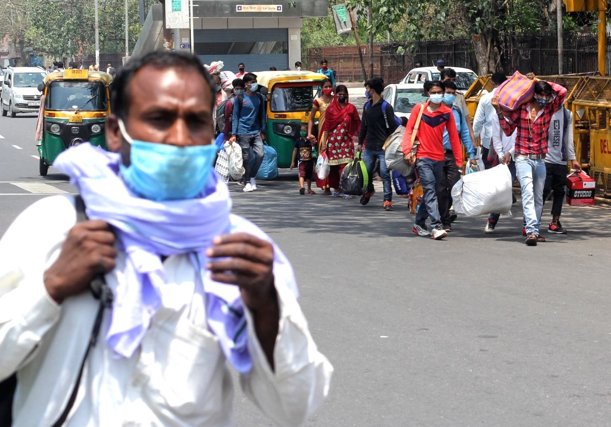 Survival is tough: SC asks govt to consider harsh realities of migrants with no money, job