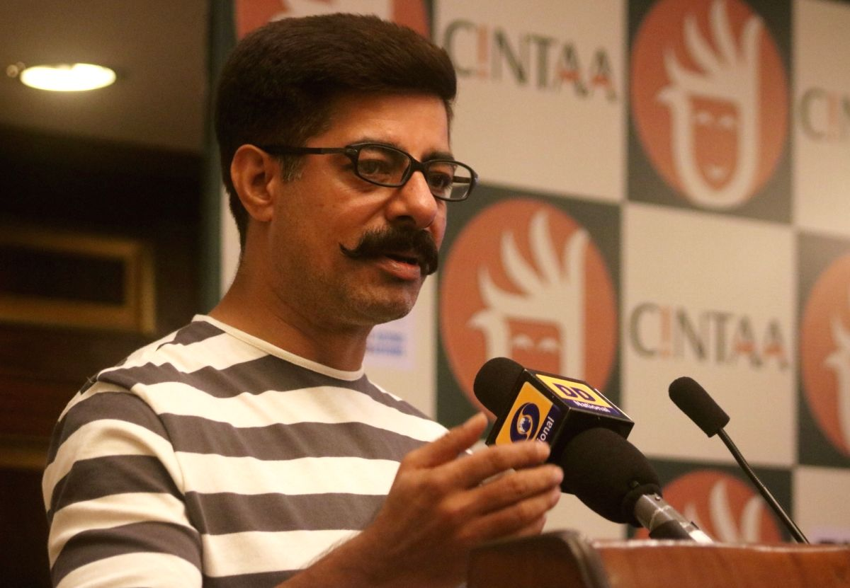 Sushant Singh, General Secretary of the Cine & TV Artists Association (CINTAA)