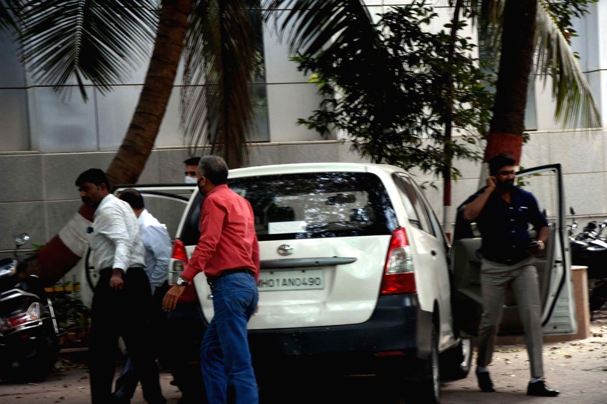 SUV case: Mumbai cop arrested, sent to NIA custody till Mar 25