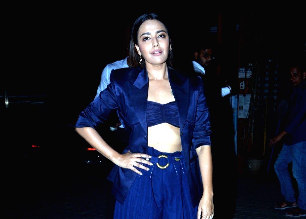 Swara Bhaskar. (File Photo: IANS)