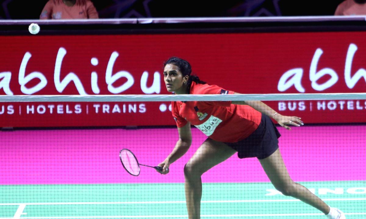 Swiss Open: Sindhu reaches final, to face Marin