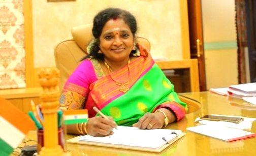 T'gana Guv lauds Pawan Kalyan for extending help to folk artist