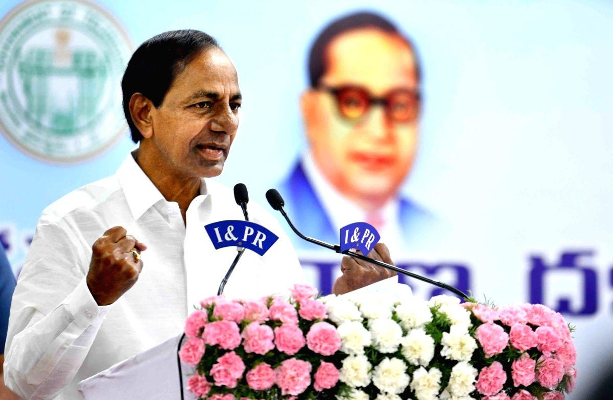 Telangana's Huzurabad to be test ground for KCR's Dalit Bandhu scheme