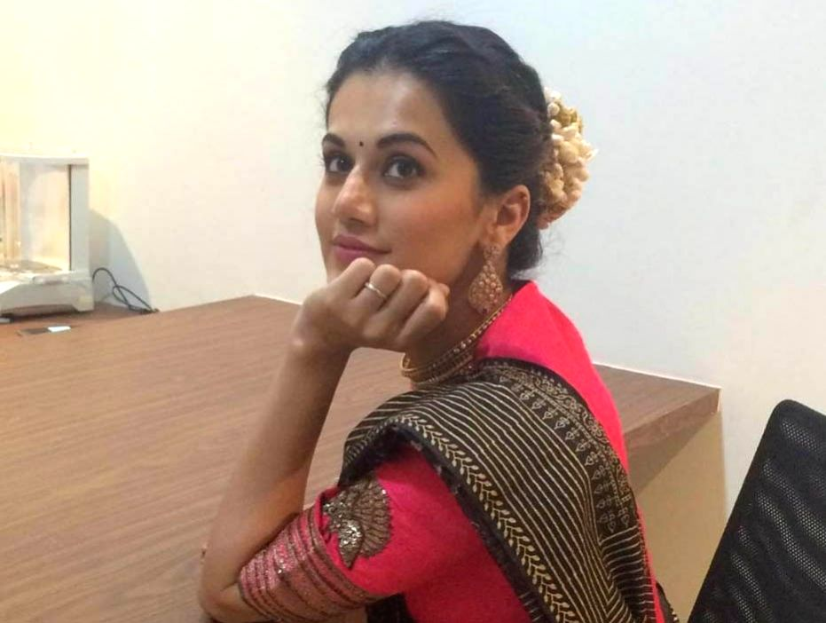 Taapsee Pannu.