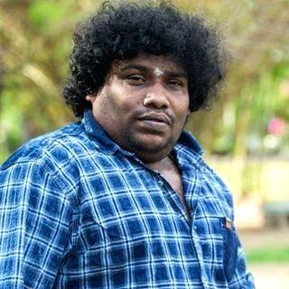 Tamil comedian Yogi Babu.(photo:instagram)