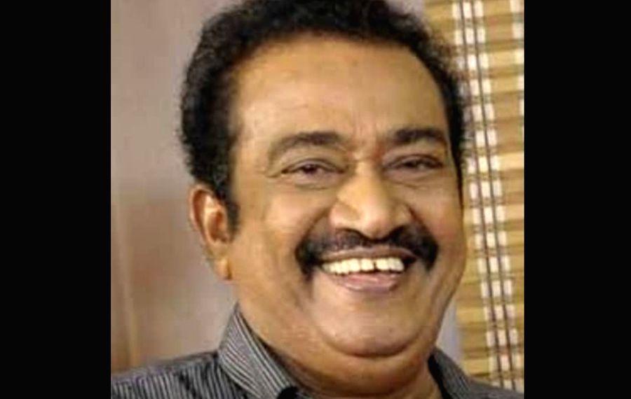 Tamil movie comedian Pandu, designer of AIADMK flag, passes away