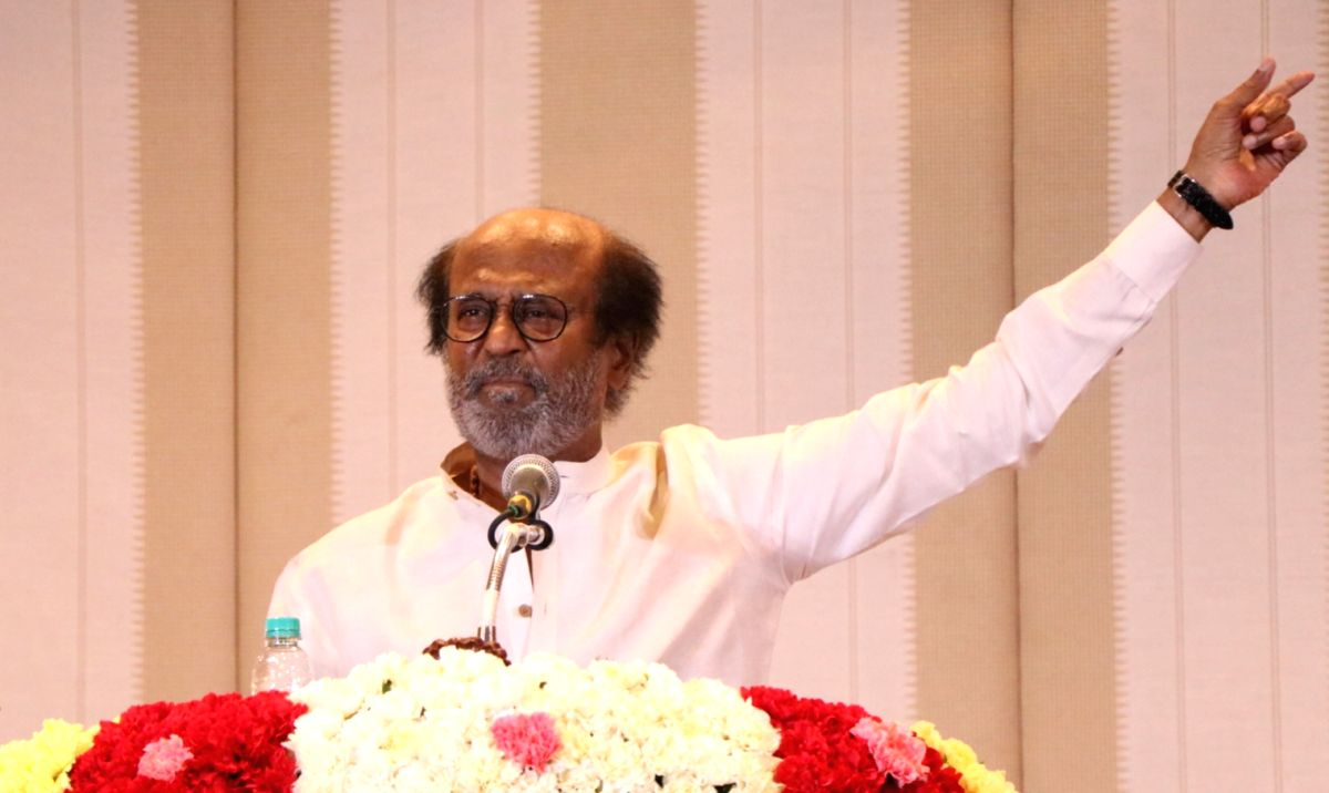 Tamil superstar Rajinikanth on Thursday appreciated the state government's preventive measures against the spread of coronavirus in the state.