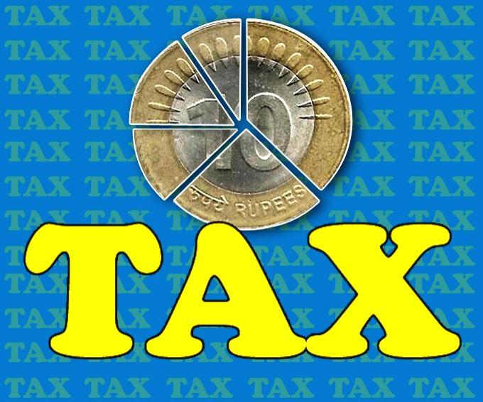Tax. (IANS Infographics)