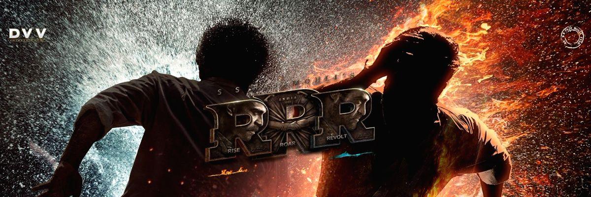 Team 'RRR' back for shooting!