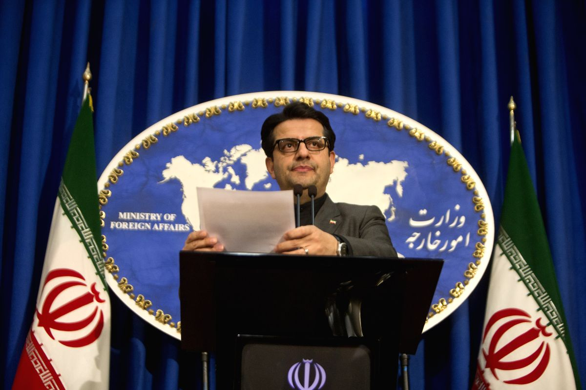 Tehran, Jan 12 (IANS) Iran's Foreign Ministry on Saturday condemned new US sanctions on some Iranian industrial companies and Iranian officials.