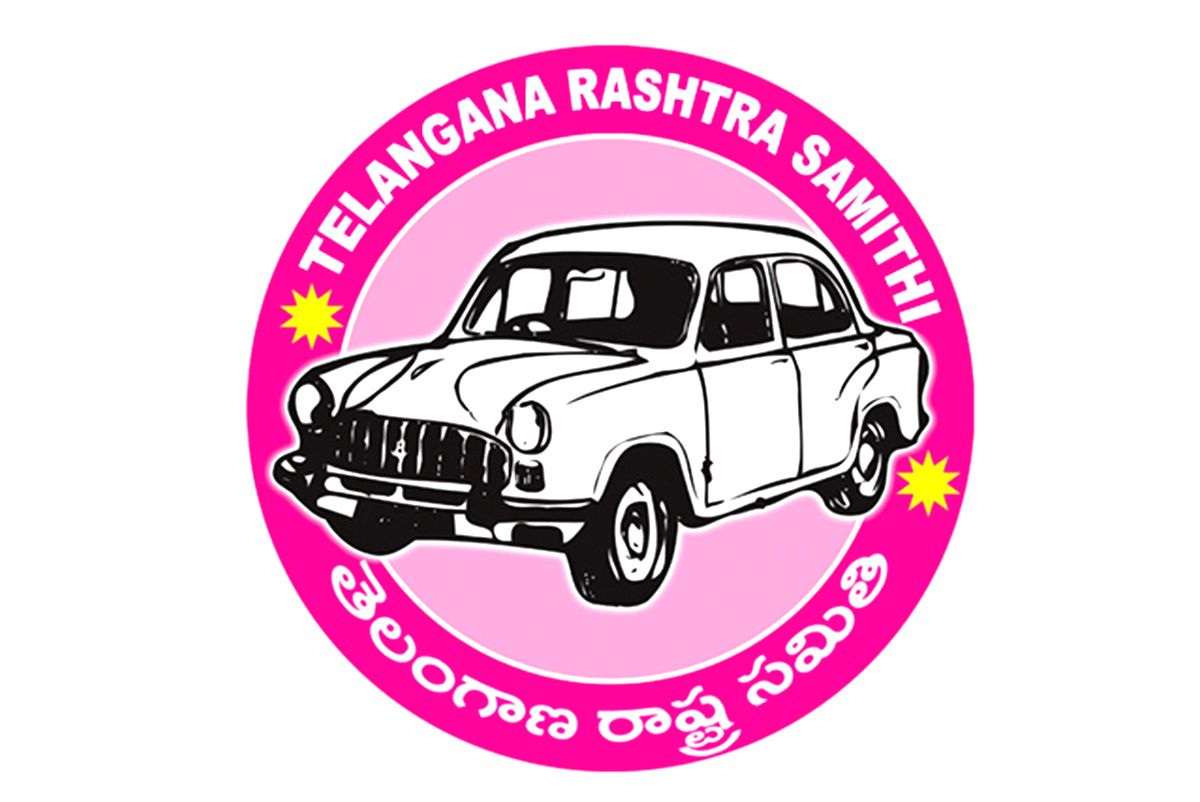 Telangana Rashtra Samithi. (Photo: Twitter/@trspartyonline)