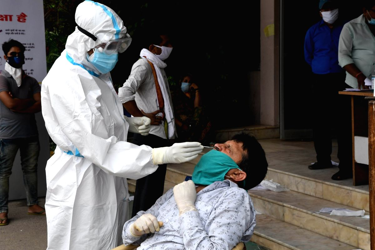 India reports 10,584 new Covid-19 cases, 78 deaths