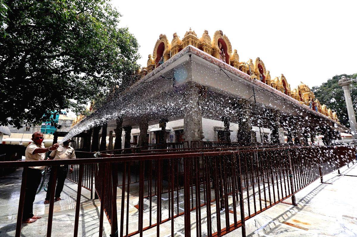 Temples, hotels, malls reopen as Bengaluru unlocks