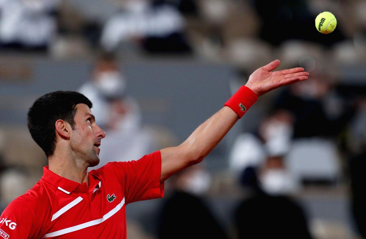 Tennis rankings: Djokovic remain on top; Iga jumps 37 spots . (Xinhua/Gao Jing/IANS)