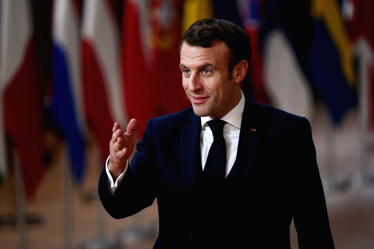 Tens of thousands of people took to the streets across France in protest against President Emmanuel Macron's pension reform bill announced in December.