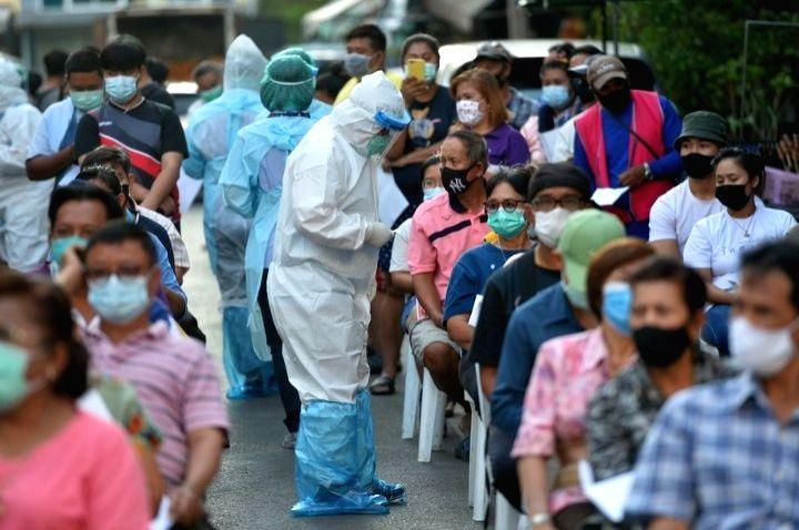 Thailand reports 175 fresh Covid infections  (Xinhua/Rachen Sageamsak/IANS)