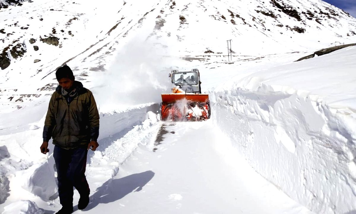 The construction of one of the world's most challenging motorways - the Rohtang Pass highway tunnel - in the Himalayas of Himachal Pradesh is likely to be completed by 2020, according to the project engineers.
