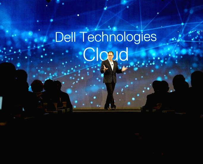 The 'data king' of the world and founder of IT giant, Dell Technologies, Michael Dell