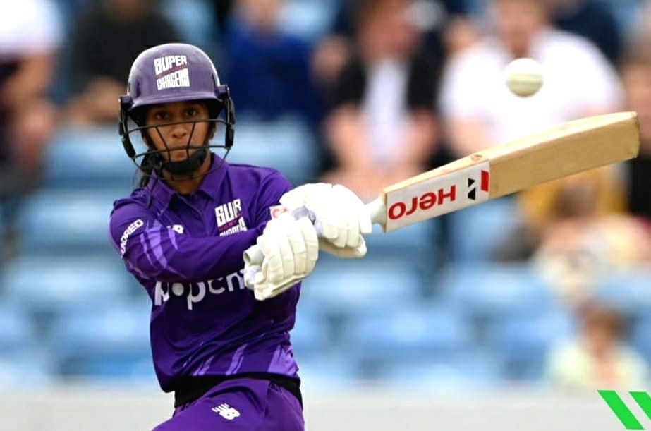 The Hundred: Jemimah dazzles with unbeaten 92 off 43 balls.