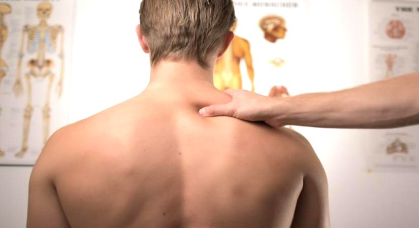 The link between back pain and lung cancer.