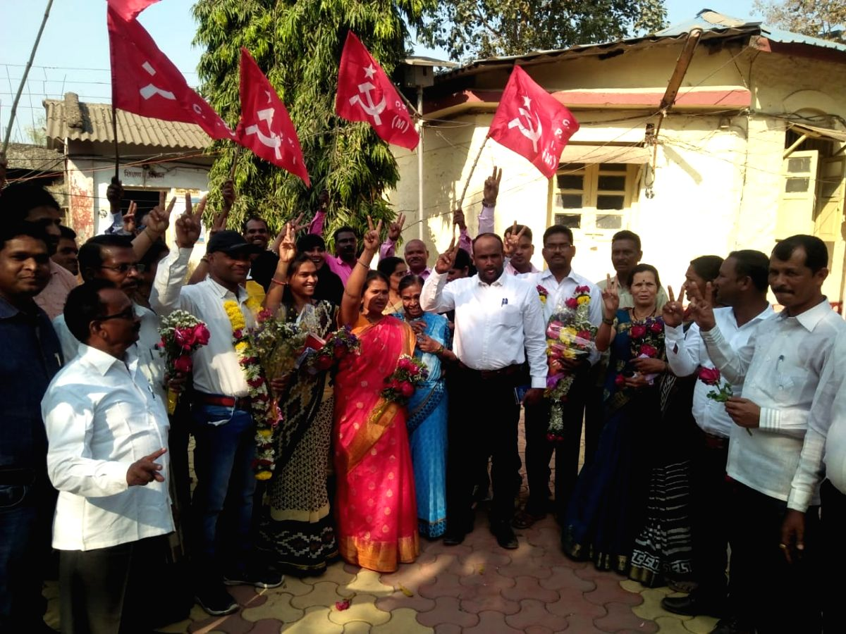 The mainstream political parties have given up  hopes of coming to power in the small Talasari tehsil in the north-west Maharashtra's Palghar district.