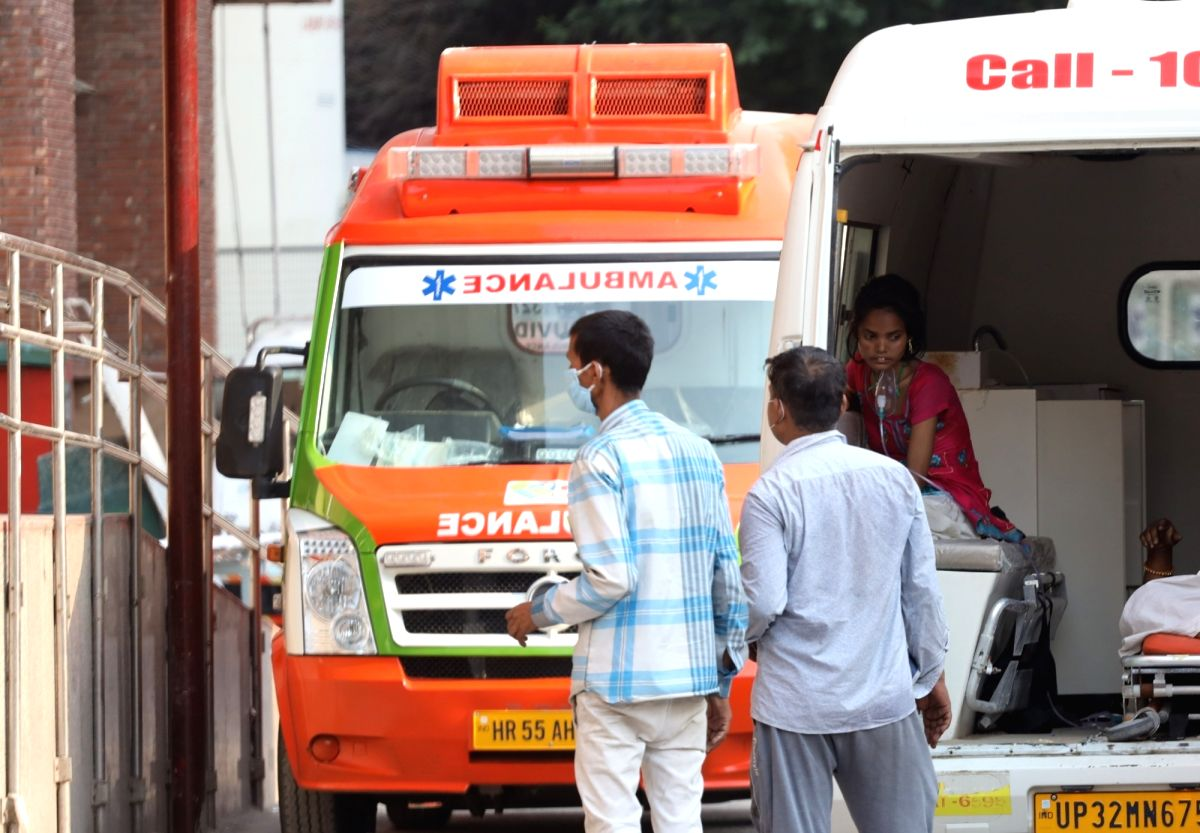 The national capital on Saturday witnessed 2,505 new coronavirus cases and 55 deaths, pushing Delhi's tally to 97,200 and number of fatalities to 3,004, according to Delhi government's daily bulletin.