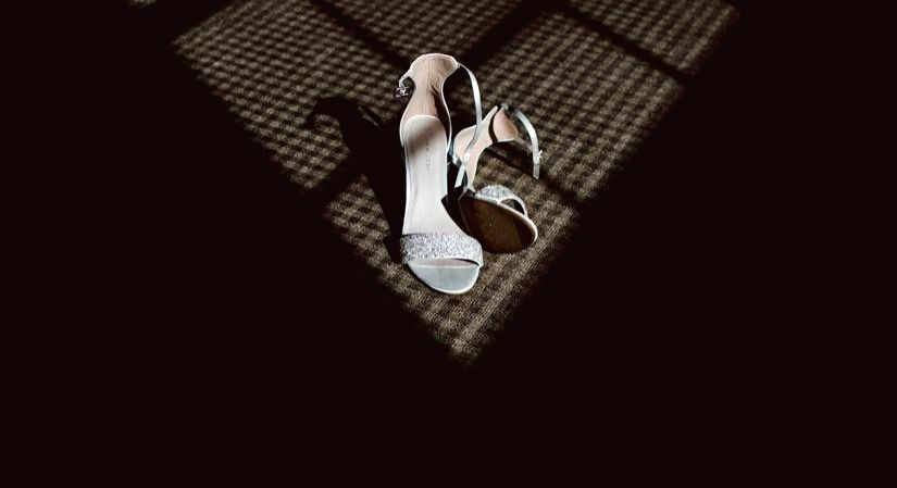 The perfect pair of shoes for brides-to-be.(photo:IANSLIFE)